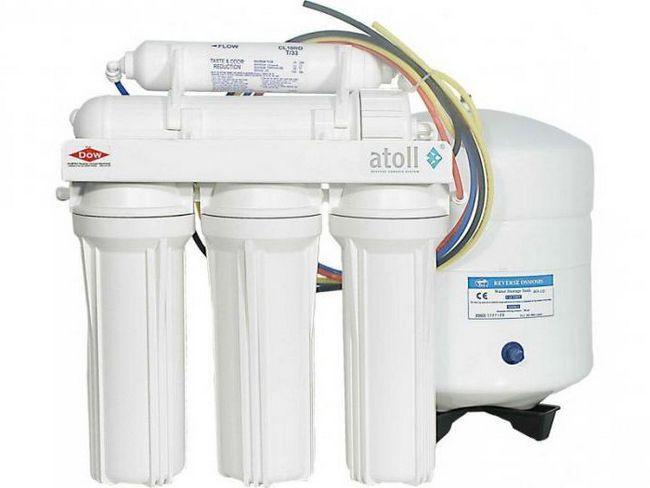 evaluarea celor mai bune filtre de apă