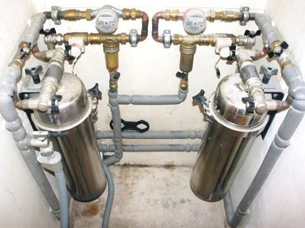 echipamente pentru tratarea apei