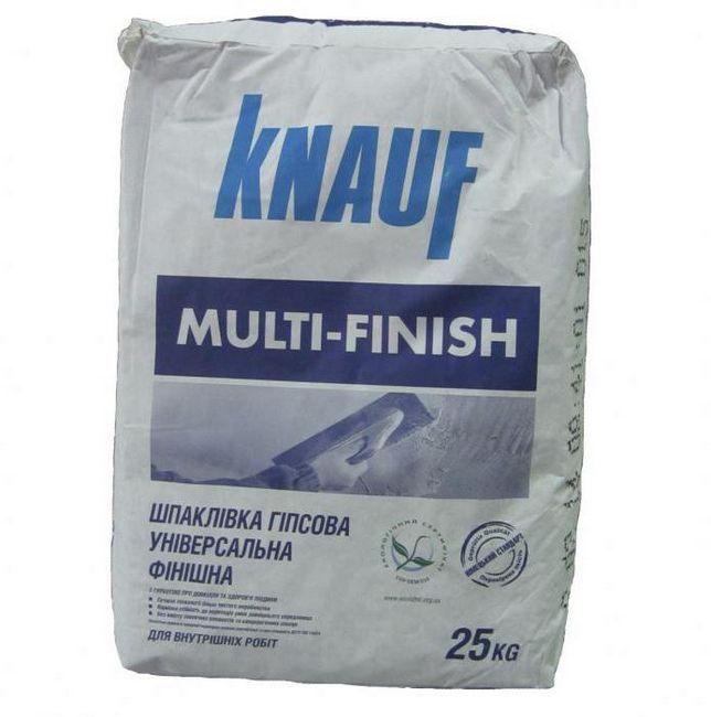 Finisați consumul de Knauf