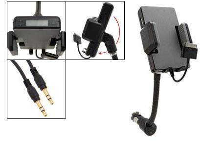 Transmițător FM - îmbunătățirea accesibilă a radioului auto