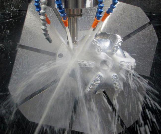 frezarea aluminiului pentru cnc în moscow