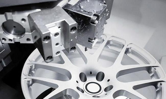 frezarea aluminiului pe 4 osii cnc hobby