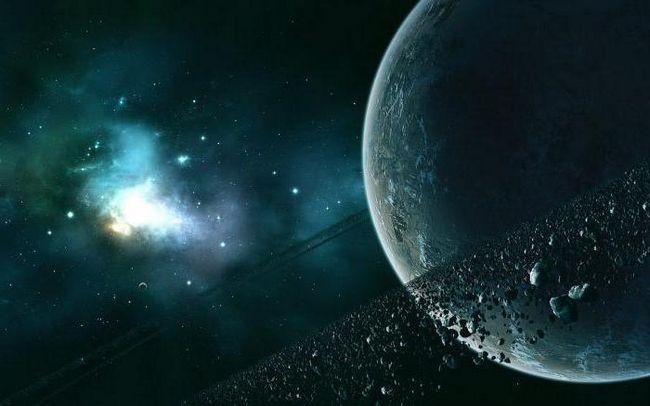 Cel de-al doilea mare gigant de gaz al sistemului solar