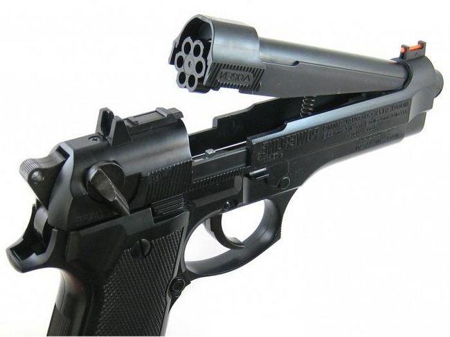 Pistolul cu gaz - un lucru indispensabil pentru siguranța dvs.