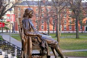 istorie a Universității Harvard