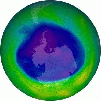 atmosferă stratul de ozon