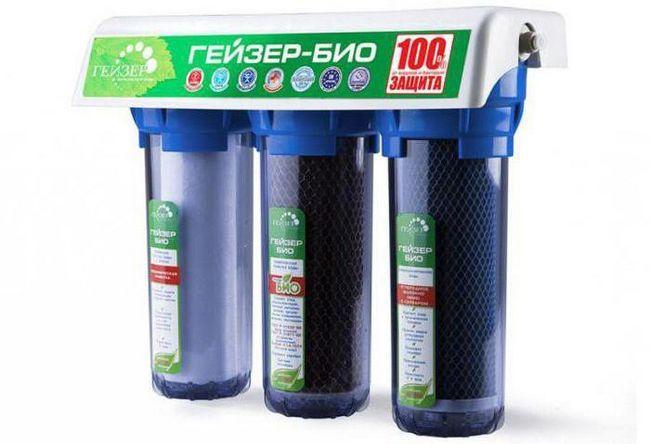 filtru de apă gheizer înlocuire cartușe