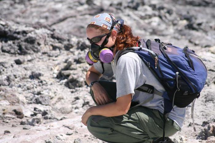 șef geolog