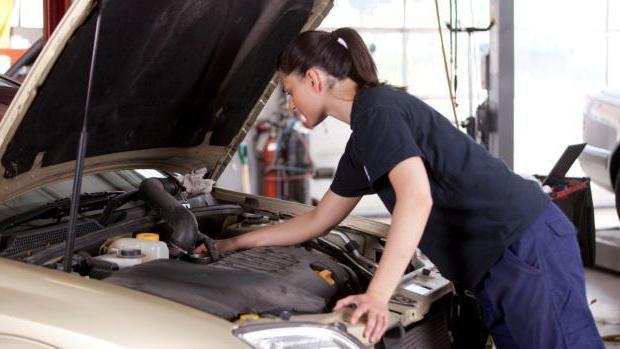Etanșant pentru reviziile de mașini radiante