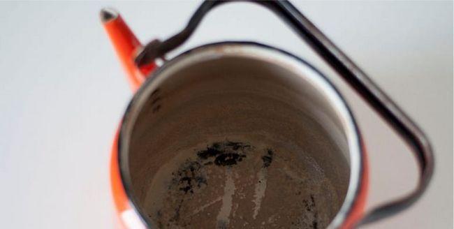 Scala pe ceainic