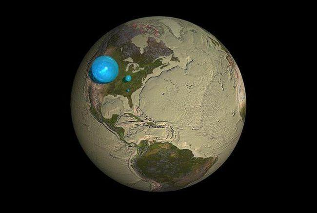 cum și când apa a apărut pe Pământ