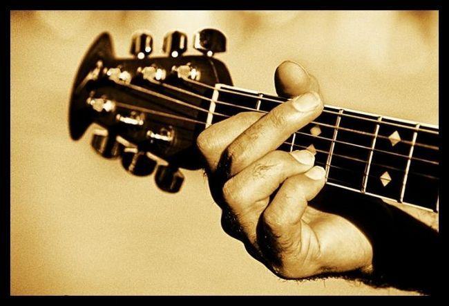 Chitarist lupta. Învățăm împreună!