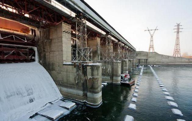 barajul Novosibirsk
