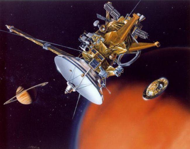 Huygens Cassini