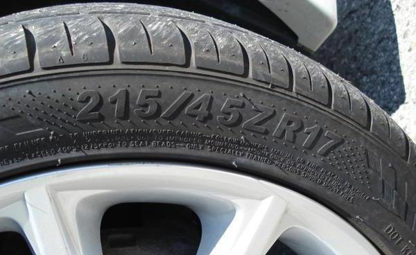 Anul fabricației anvelopei. Decodarea marcajului pneurilor