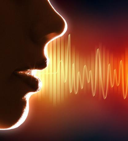 o voce răgușită