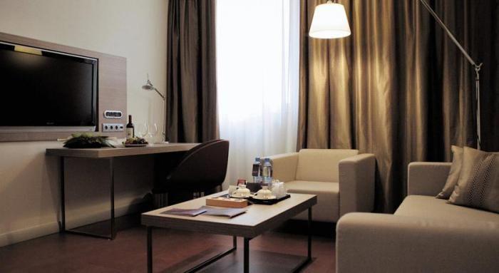 hotel екатеринбург centru de trei stele