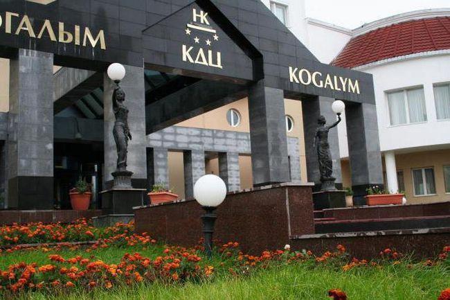 hoteluri în kogalym