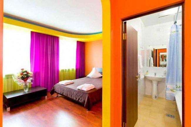 Hoteluri din Zaraysk