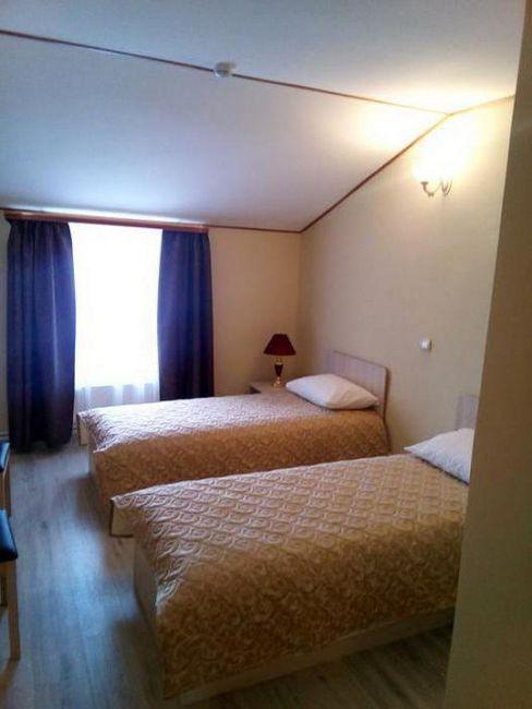 Zaraysk hoteluri de hotel