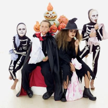 Pregătirea pentru vacanță: idei de costume de Halloween