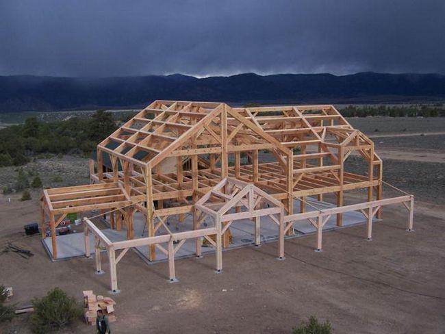 calcularea costului construcției unei case