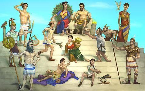 Mitologia greacă: o prezentare generală