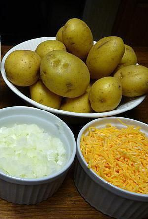 ciuperca de ciuperci de cartofi