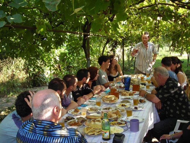 Nuntă georgiană: tradiții și ritualuri, fotografie