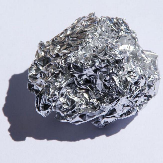 caracteristică de aluminiu