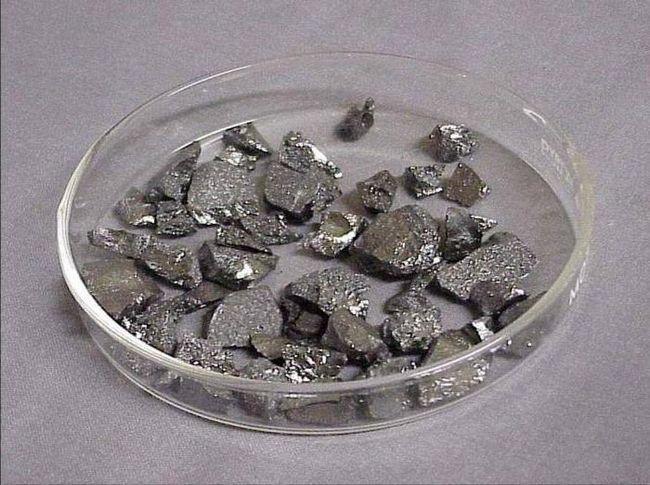 химический элемент бор свойства