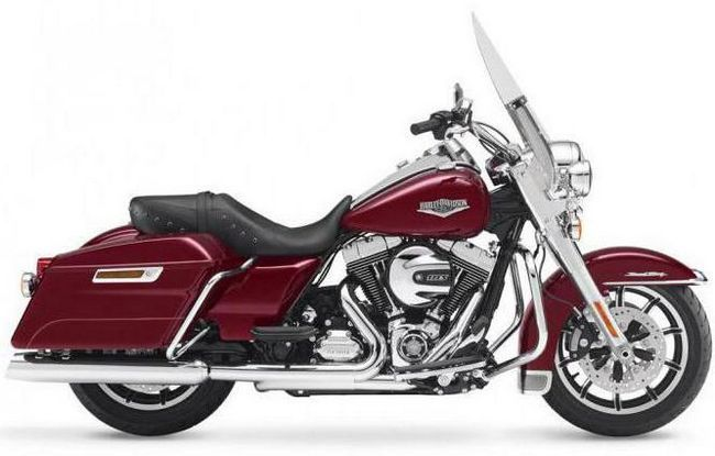 Harley-Davidson Road King: caracteristici tehnice, recenzii