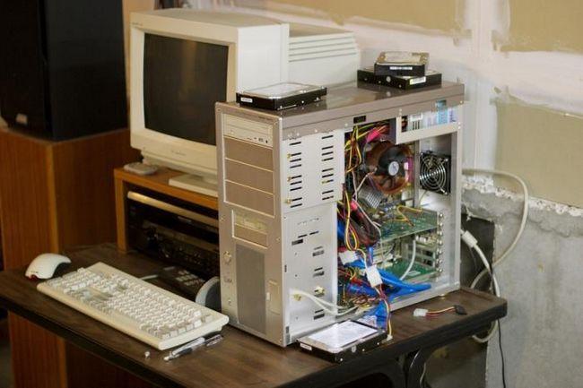 program pentru a verifica hard disk-ul pentru erori