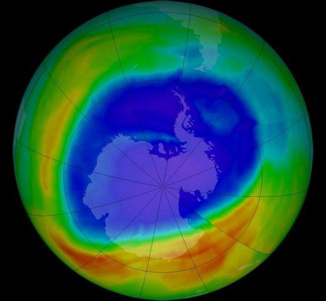 formula de ozon