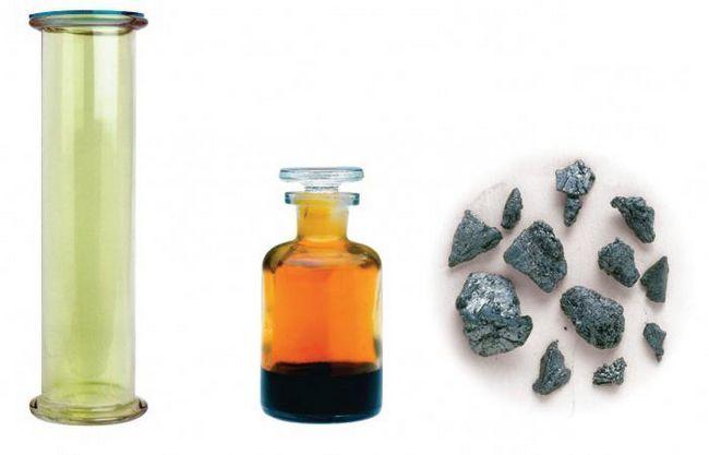 proprietățile substanțelor cristaline