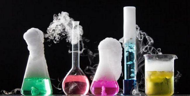 chimia este
