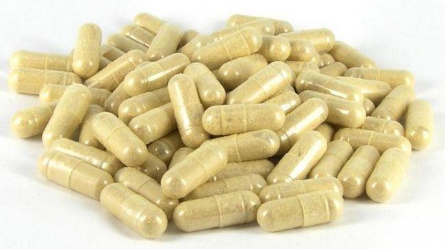 Acid clorogenic în tablete