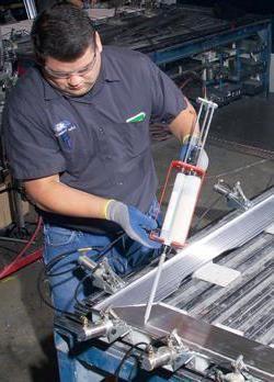 sudare la rece pentru revizuirile din aluminiu