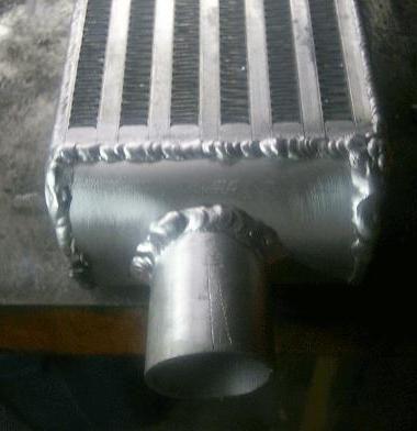sudare la rece pentru temperaturi ridicate din aluminiu