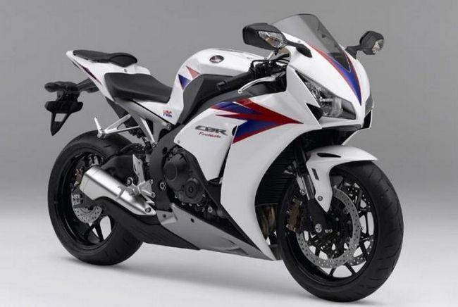 Honda CBR 1000 - o motocicletă sport nouă generație