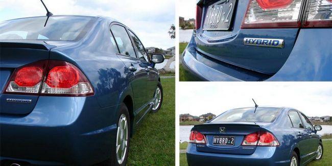 Honda Civic Hybrid: descriere, specificații tehnice, manual de utilizare și reparații, recenzii