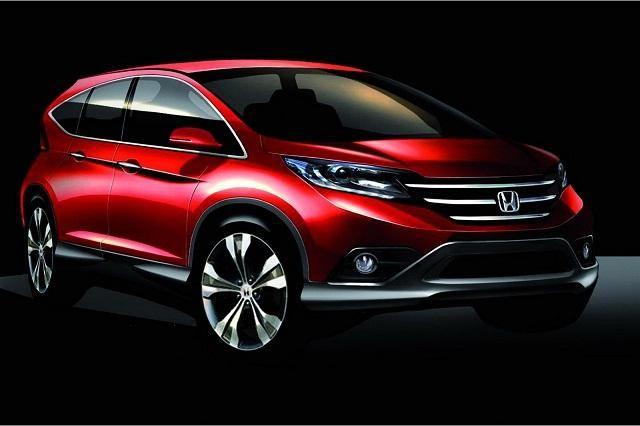 Honda SRV (2013) - o nouă versiune a crossover-ului japonez