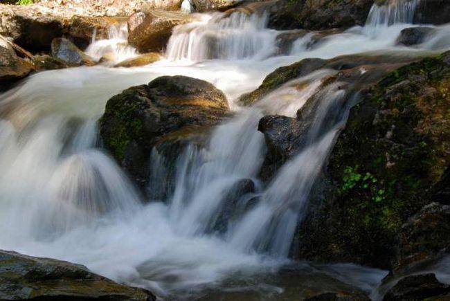 Harta de cascade Zhigalan