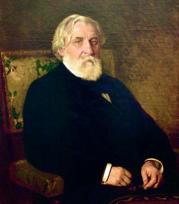 I. Turgenev,