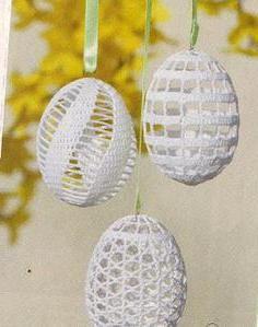 idei pentru tricotat mâinile de Paști