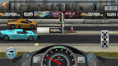 stabilind kpp-ul în jocul drag drag for all cars