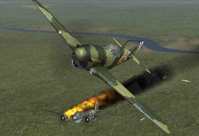 Jocul `Storm Trooper Il-2`