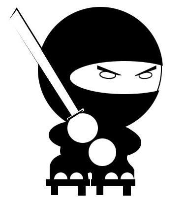 Practica jocurilor - cum să devii un ninja