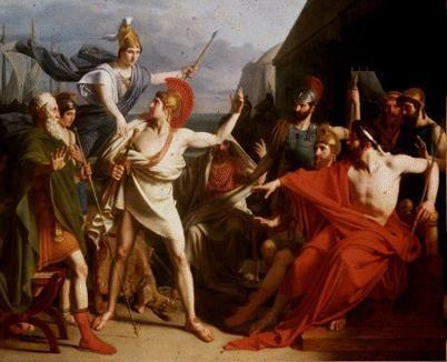 Iliada, un scurt rezumat al epocii