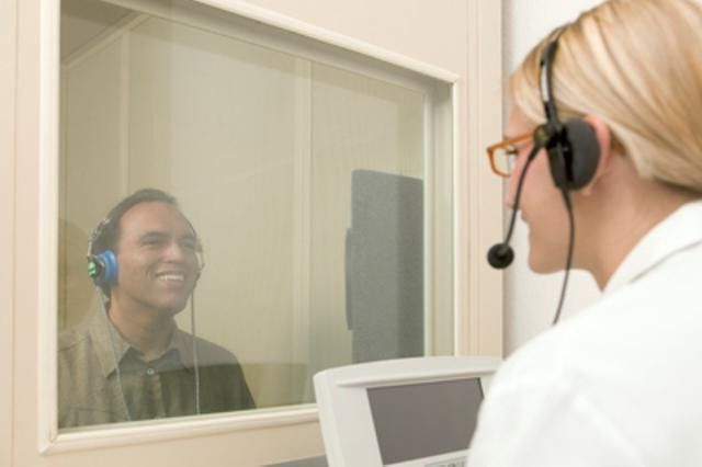 măsurarea impedanței acustice